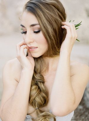 Bridal make-up - Ashley Rae Photography