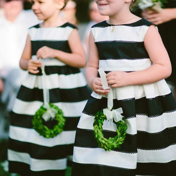 black and white striped dresses with no sleeves