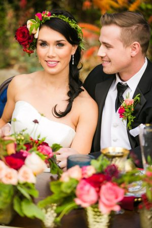 Beautiful bride and groom picture - Cimbalik Photography