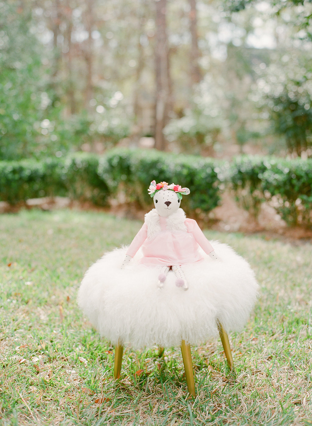 Cute Easter Party Inspiration - photo by The Happy Bloom http://ruffledblog.com/happy-bright-easter-party-inspiration