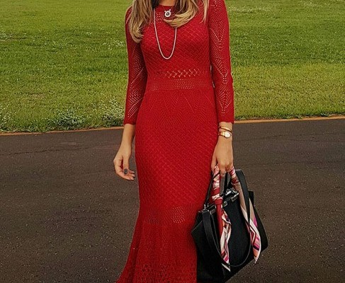 4a0ce2901e7 Red Outfits For Women. Red is the colour of love and romance. It is the  color that make you stand apart even in a crowd. The colour of bold fashion  ...
