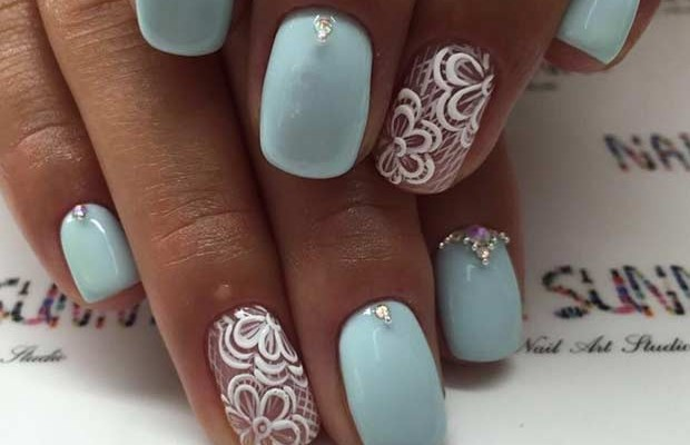 Let's be honest about this, when it comes to prom night, every little  detail is important. Getting the right elegant nail art designs for prom  2017 isn't ... - 23 Elegant Nail Art Designs For Prom 2017 Beauty