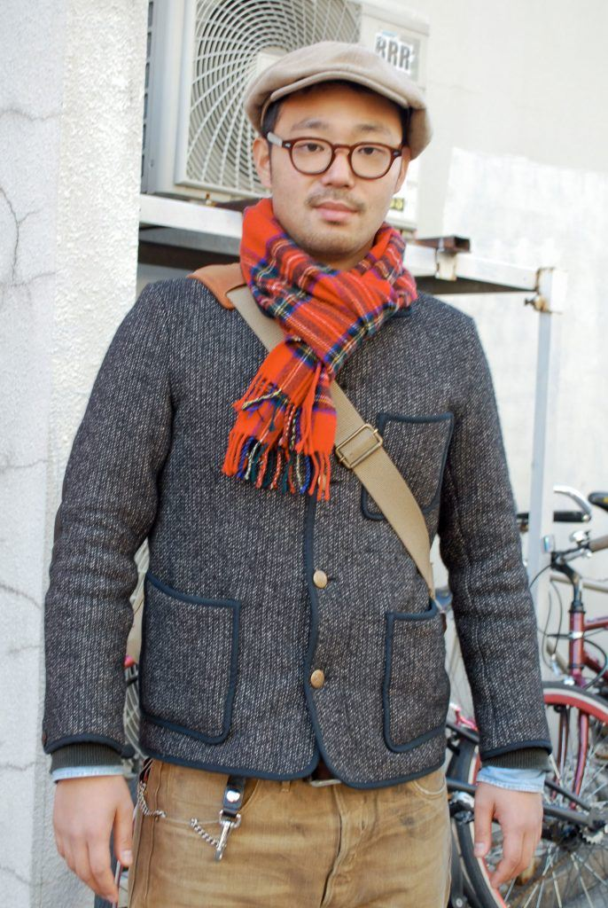 Men Scarves fashion -18 Tips how to wear Scarves with Outfits Differently