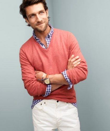 Flannel Outfit Ideas for Men (7)
