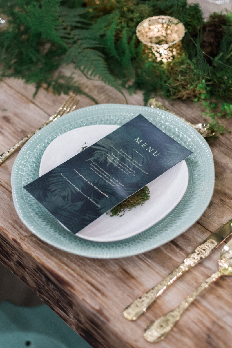 weddng place settings