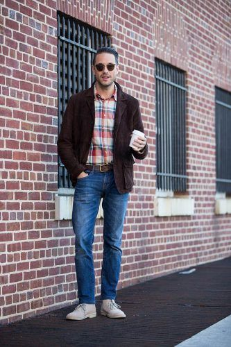 Flannel Outfit Ideas for Men (1)