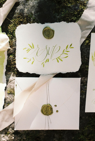 Green calligraphy | Svetlana Cozlitina Photography