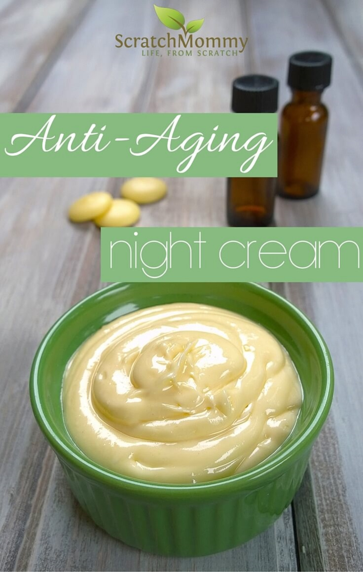 Top 10 Anti-Aging Organic Products You Can Easily Make at Home