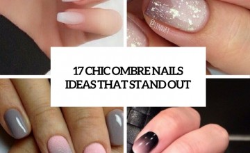 chic ombre nails ideas that stand out cover