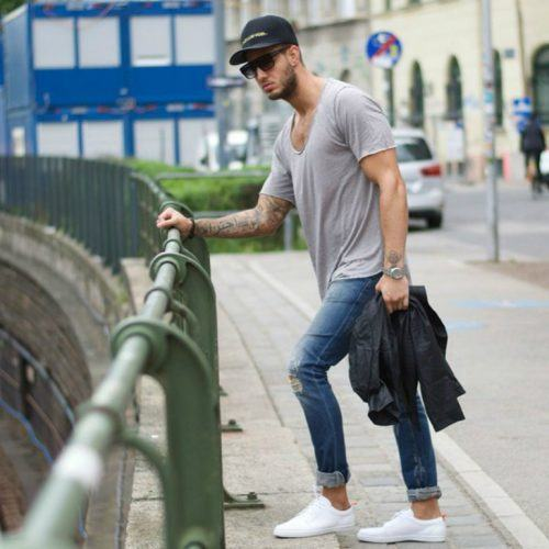 How to Wear a Snapback for Guys (10)