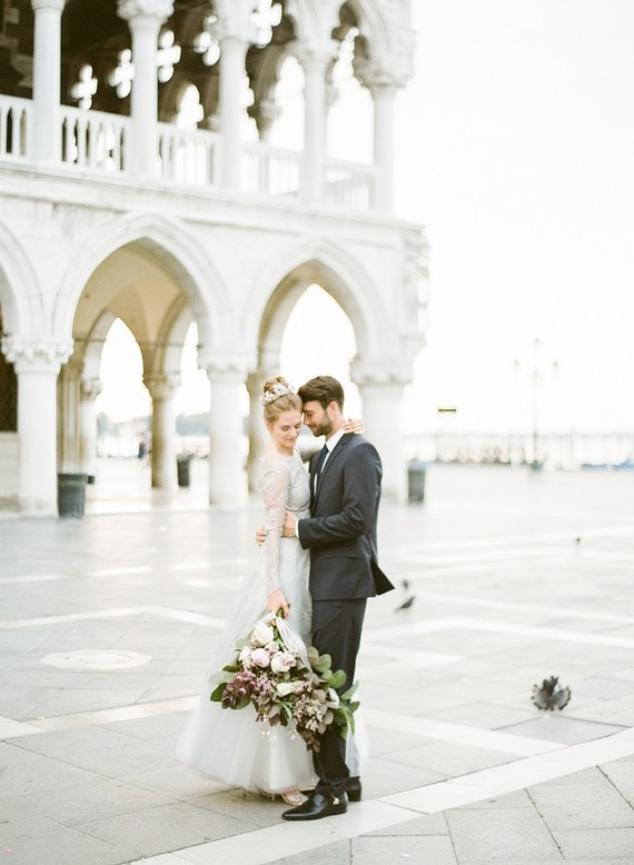 Every shot is amazing, every corner of Venice inspires and makes you remember of the most romantic moments of your life