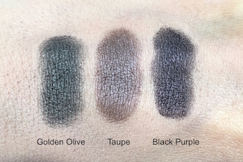 Bronx Colors Super Single eyehadow swatches