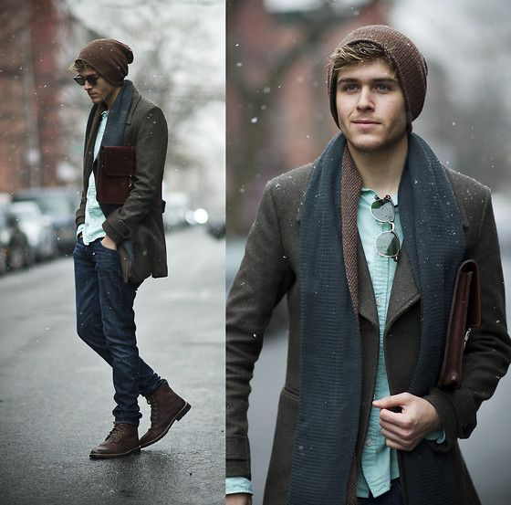 Beanie styles for men (1)