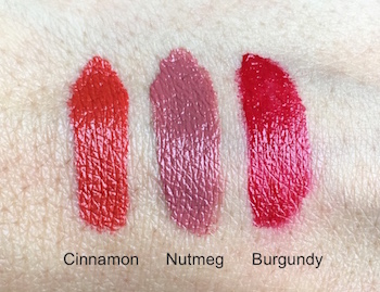 Bronx Colors Legendary lipstick swatches