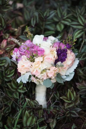 Beautiful wedding bouquet - Corner House Photography