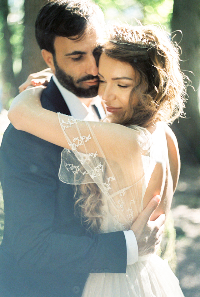 Romantic wedding dress | Svetlana Cozlitina Photography