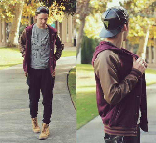 How to Wear a Snapback for Guys (5)