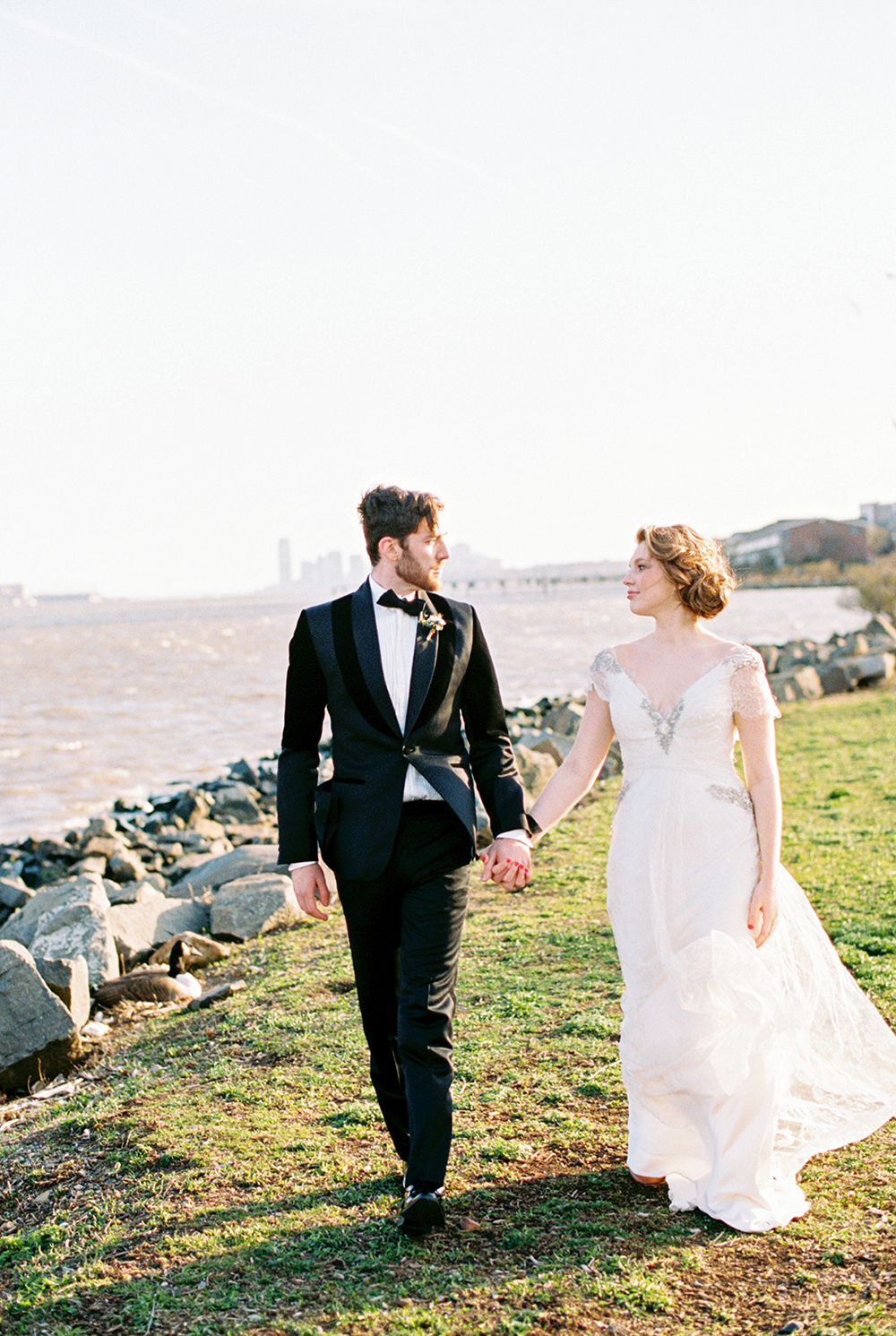 For the Love of Copper Wedding Inspiration - photo by Alexis June Weddings http://ruffledblog.com/for-the-love-of-copper-wedding-inspiration