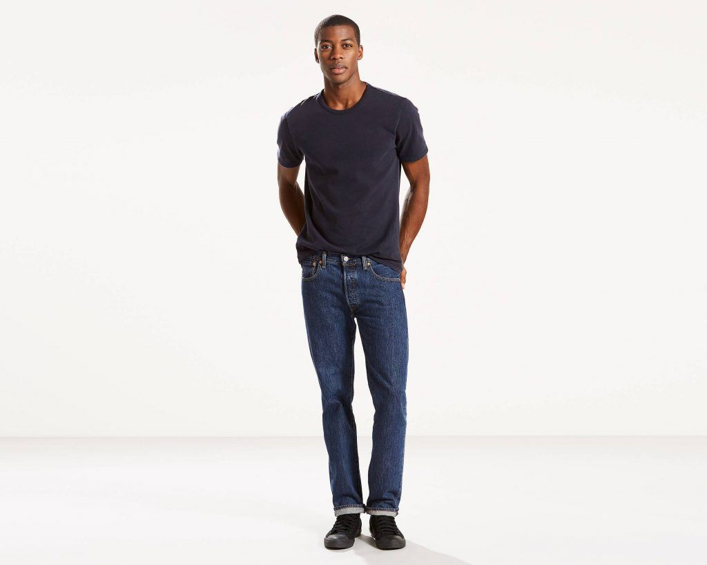 how to wear blue jeans for men (26)