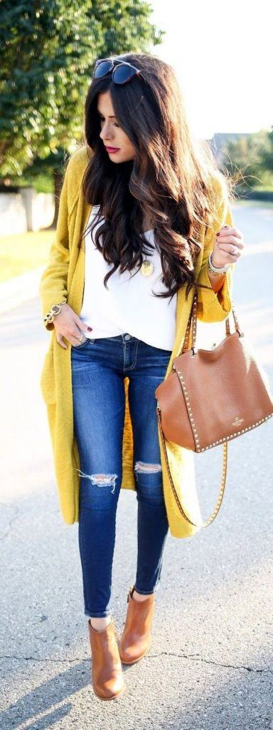 20 Best Pinroll Jeans Outfits for Women (24)