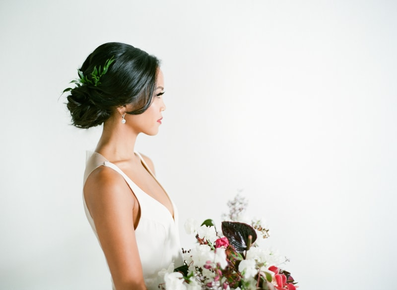 Hawaii Botanical Wedding Inspiration