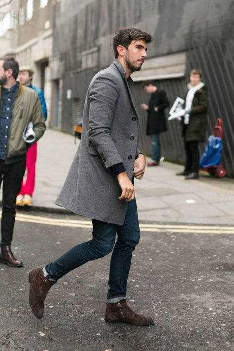 how to wear blue jeans for men (13)