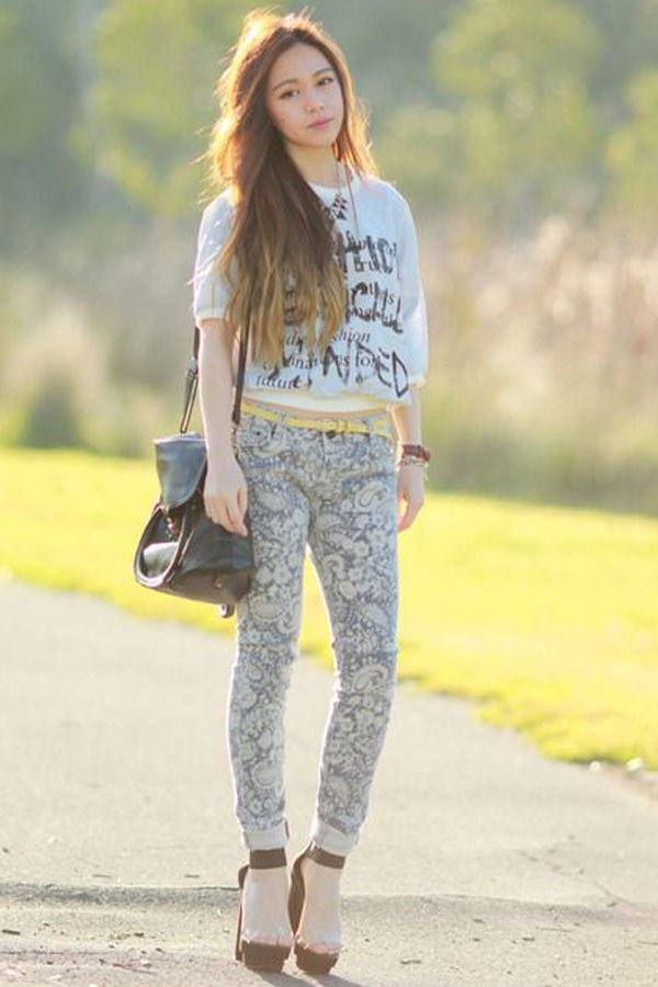 What to Wear to School in Summers for Girls (16)