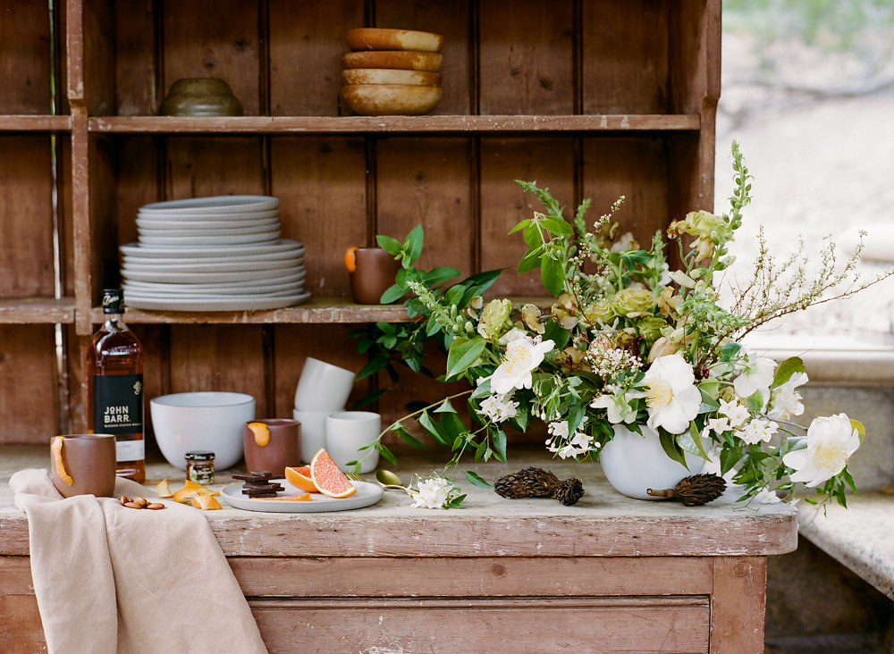 wedding ideas - photo by Taken by Sarah Photography http://ruffledblog.com/intimate-rustic-chic-wedding-inspiration