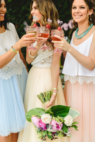 Boho bridal shower | Jessilynn Wong Photography
