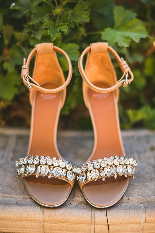 ankle strap crystal heeled wedding sandals look sexy