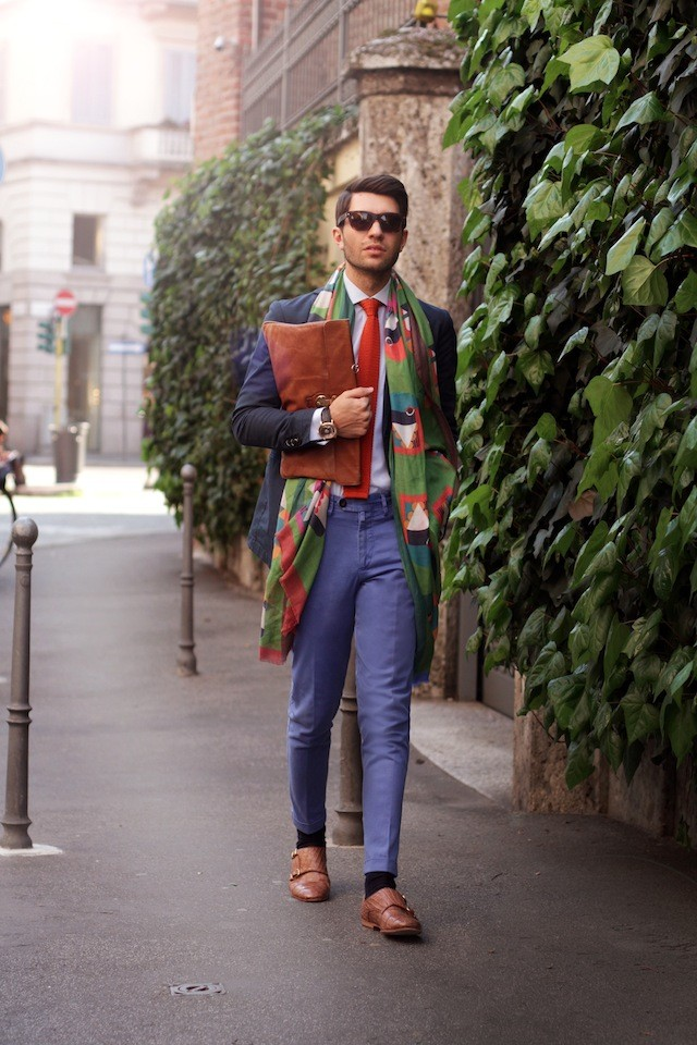 how to wear monk strap shoes for men (15)
