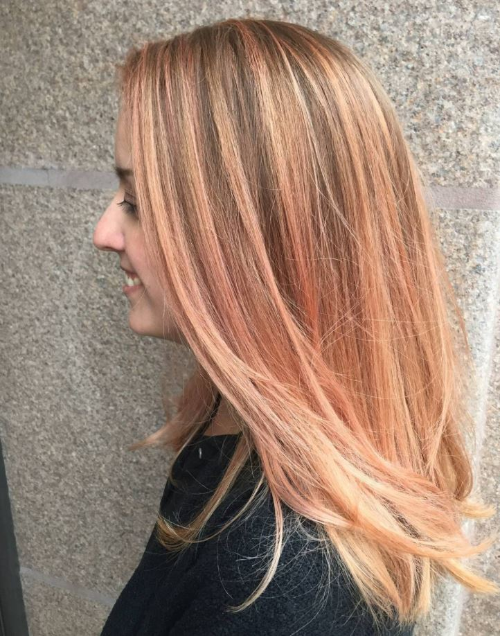 Blorange Hair Color, Cut and Styling Ideas (16)
