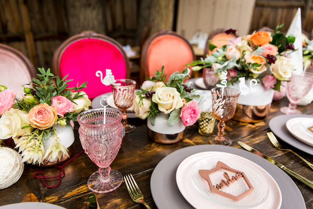 Creative cat themed bridal shower   Kristopher Lindsay Photography + Milk Glass Productions