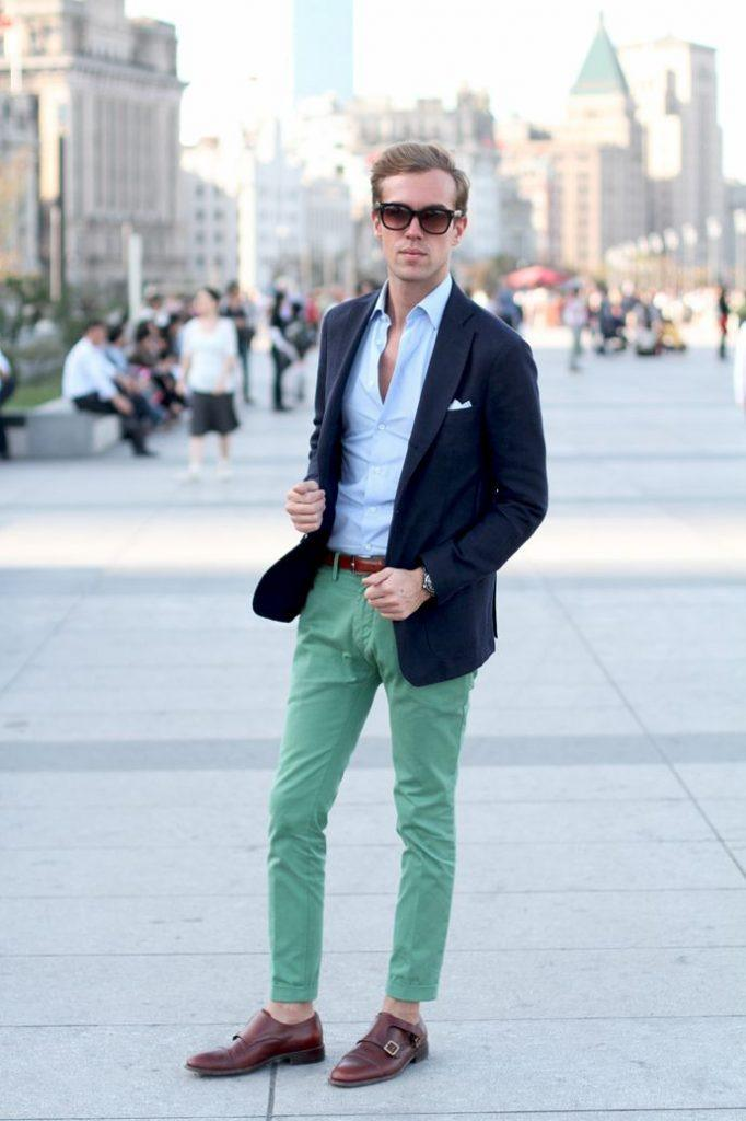 how to wear monk strap shoes for men (24)