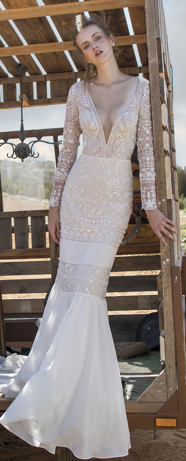 Wedding Dress by Limor Rosen Bridal Couture 2018 Free Spirit Collection - Spencer