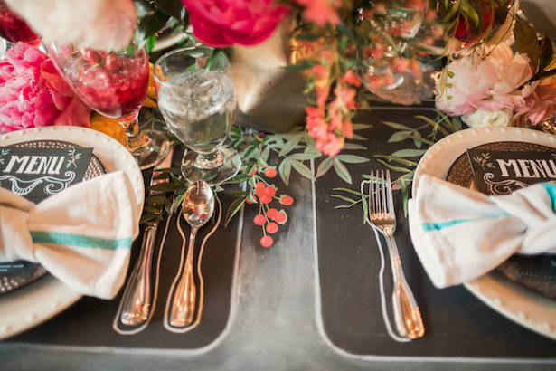 Wedding tablescape ideas - Gideon Photography
