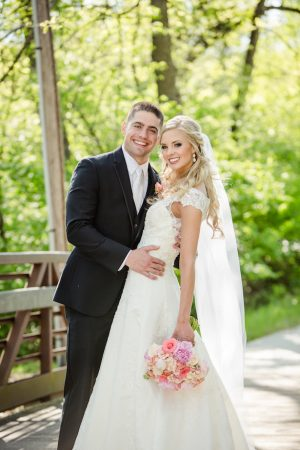 Bride and groom photo - Freeland Photography