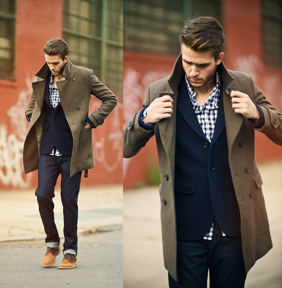 how to wear blue jeans for men (21)