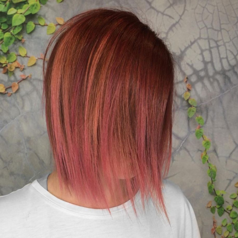Blorange Hair Color, Cut and Styling Ideas (17)