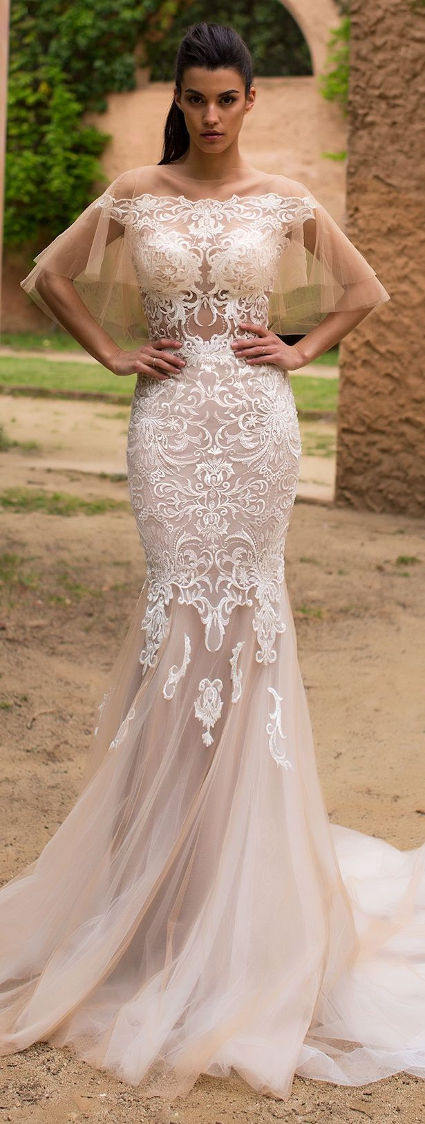 Wedding Dress by Milla Nova White Desire 2017 Bridal Collection - Olivia