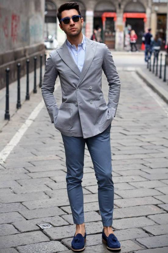 how to wear blue jeans for men (27)