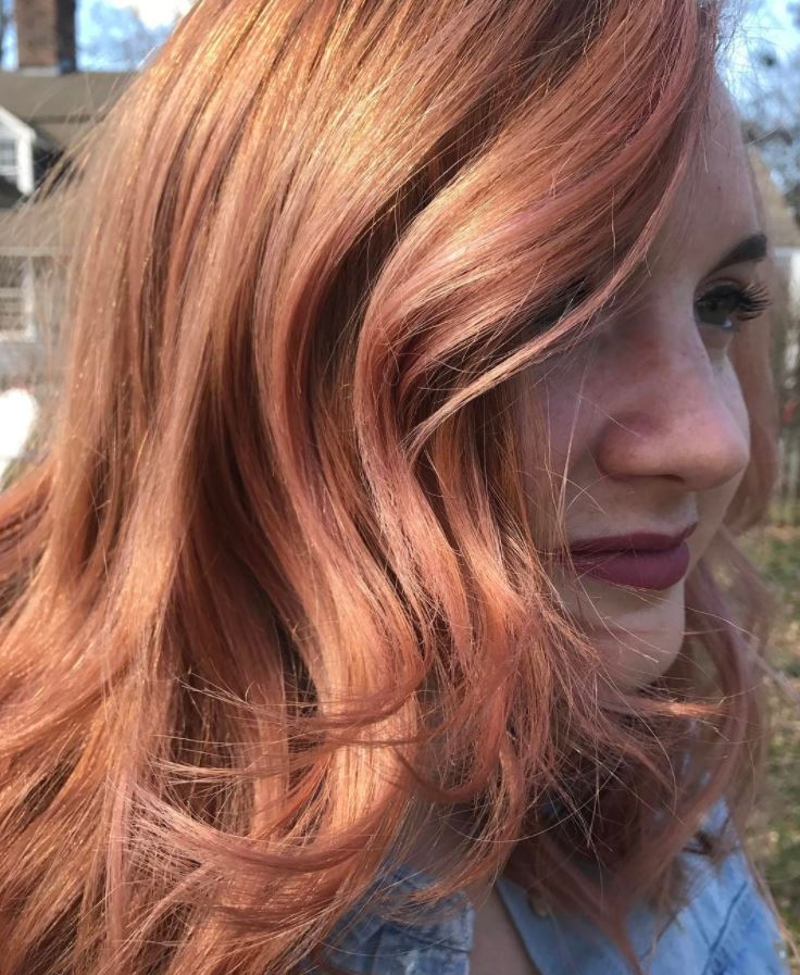 Blorange Hair Color, Cut and Styling Ideas (19)