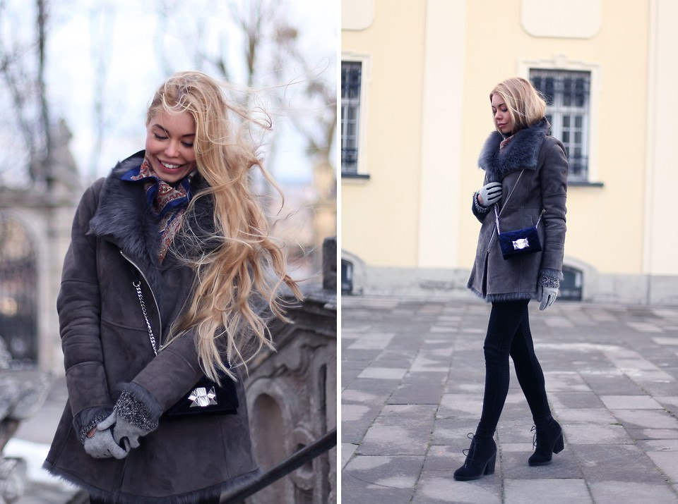 Outfits with Velvet Handbags (8)