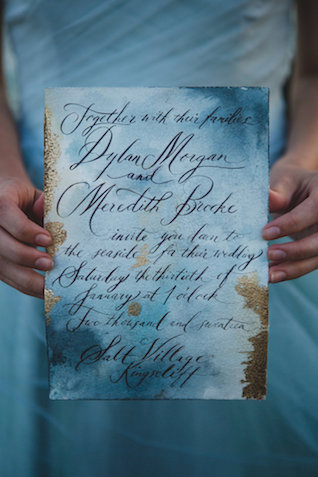 Calligraphy | Just For Love Photography