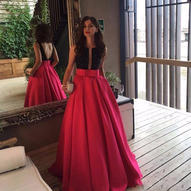how to wear hot pink skirts (23)