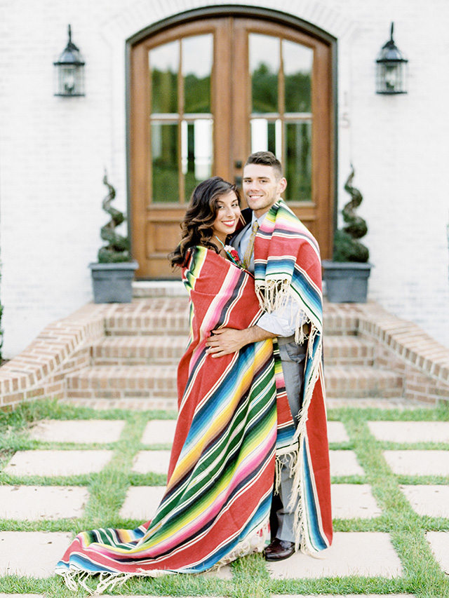 Mexican themed wedding | Casey Rose Photography