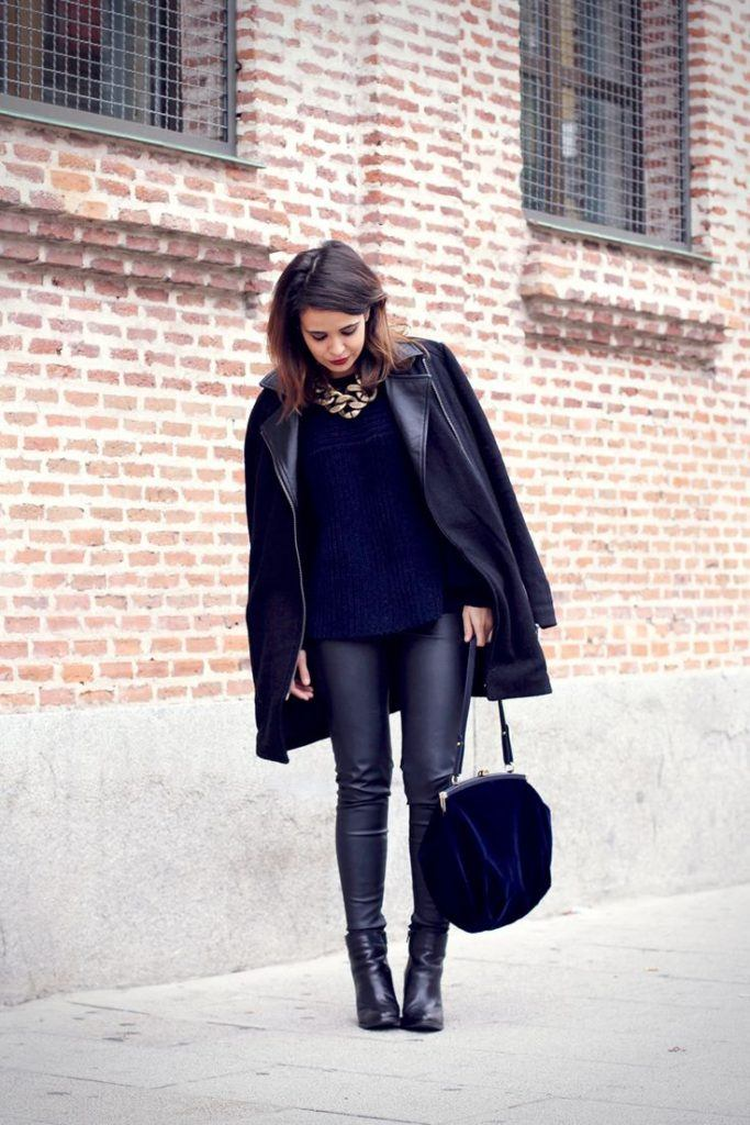 Outfits with Velvet Handbags (18)