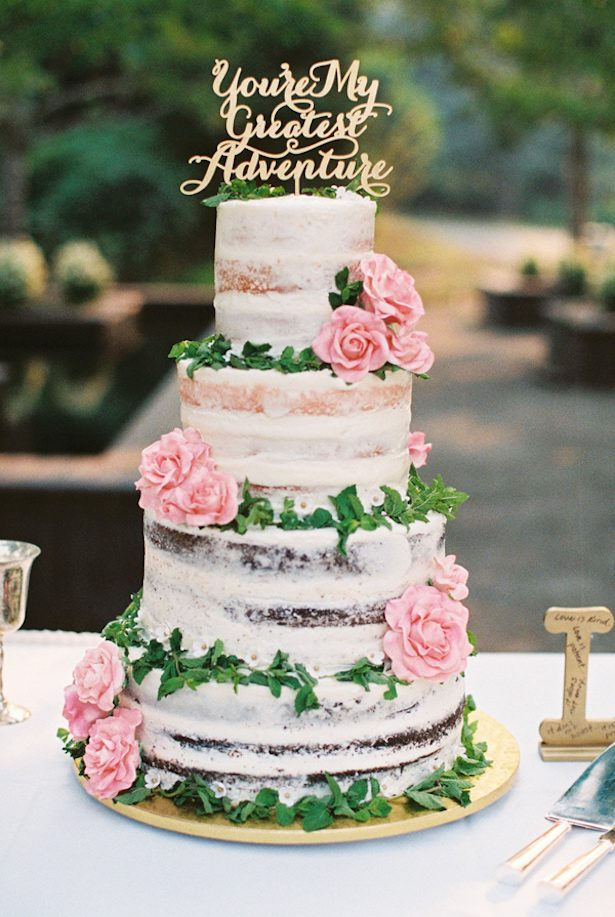 5 Wedding Cake Trends You Need To Follow