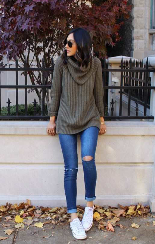 20 Best Pinroll Jeans Outfits for Women (8)