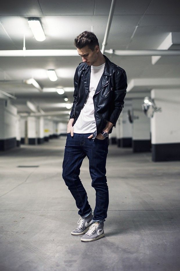 how to wear blue jeans for men (16)